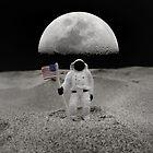 Man Off The Moon 11 - 13 by Dan Jesperson