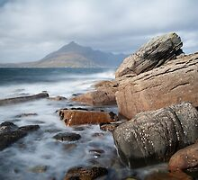 Gars-bheinn from Elgol  / Loch Slapin by Christopher Cullen