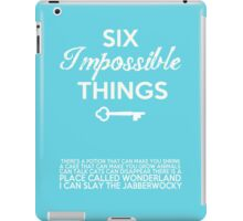 Impossible Things iPad Case/Skin