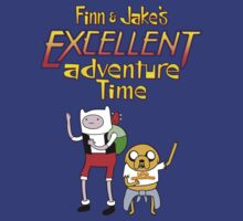 Excellent Adventure Time  by gorillamask