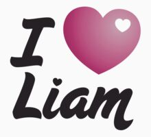 One Direction - I Love Liam by Adriana Owens