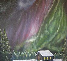 Christmas Glory (Gods Christmas lights) by Dan Wagner
