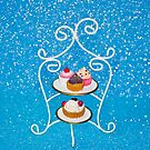Cupcake Celebration by Denise Ab