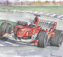 F1 by Luca Massone  disegni