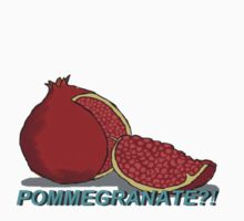 POMEGRANATE?! by Kati9508