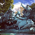 Civil War Memorial - Capitol Hill, Washington, DC by SylviaS