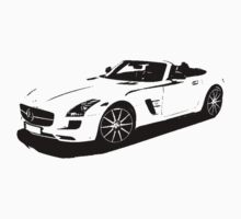 Mercedes Benz SLS AMG GT 2013 by garts