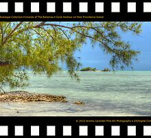 Nostalgia Collection • Islands of The Bahamas • Coral Harbour on New Providence Island by 242Digital
