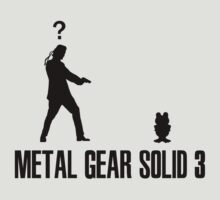 Metal Gear Solid - New Encounter by QuestionSleepZz