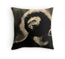 JESUS IS THE REASON FOR THE SEASON, WATERCOLOR Throw Pillow