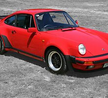 1985 Porsche 911 Turbo/Porsche 930 by tonyshaw