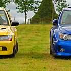 Rally Rivals by katsie78