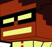 Minecraft Moss Sticker