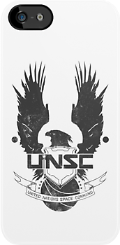 UNSC Logo Grey by Cow41087