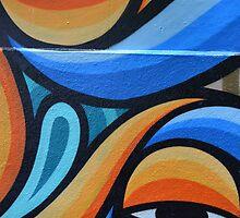 Surry Hills Graffiti, Sydney, Australia by Anthony Sarow