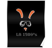 L.A 1980 Poster