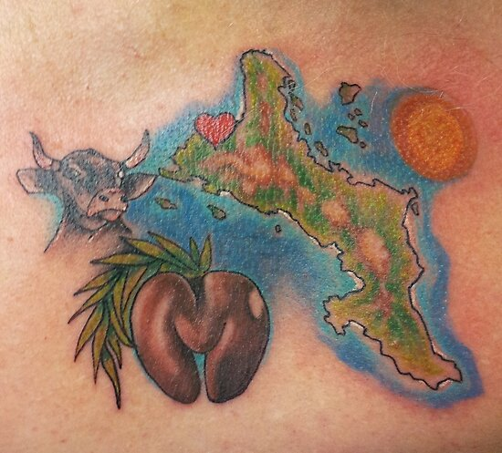 Seychelles Tattoo by Goldenspirit