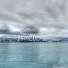 Sydney From The Water by Sharon Brown