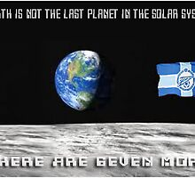 """FC """"Zenit"""" - ФК """"Зенит"""" - """"Earth is not the Last planet on the solar system"""" by Dmitri Matkovsky"""