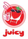 Juicy Strawberry! by drawgood