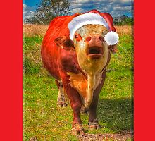 Mooooorry Christmas from Corryong by GreatArtPhotos