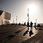Beautiful afternoon in Liverpool by Bimal Tailor