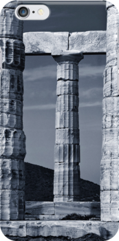 Temple of Poseidon by BH Neely