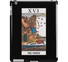 The Tower Tarot iPad Case/Skin