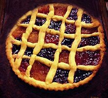Harlequin Tart by RC deWinter