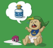 Baby Link by Evan Wimperis