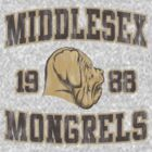Middlesex Mongrels  by upsidedownowl