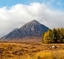 Buachaille Etive Mor by M.S. Photography & Art