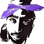 2Pac by AccioKaity