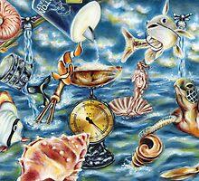 Recipe of Ocean by Hiroko Sakai