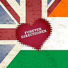One Direction - Forever Directioner Flag - iPad by Adriana Owens