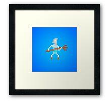Poseidon Framed Print