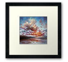 Lomond Sky Framed Print