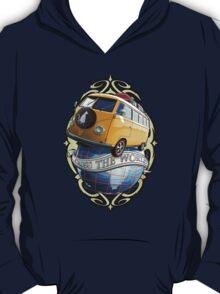 Cross the World - Bus T1 T-Shirt