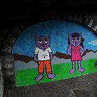 Cavern Cats by illman