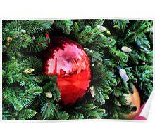 Christmas Reflections, San Francisco Poster