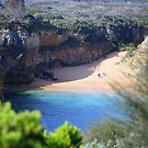 Hidden Paradise - The Great Ocean Road by kcy011