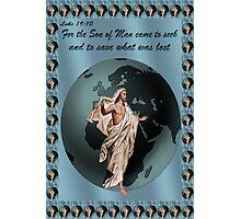 ✾◕‿◕✾ SON OF MAN ✾◕‿◕✾ Photographic Print