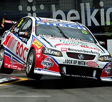 Jason Bright | Car 8 | Homebush | 2012 by Bill Fonseca