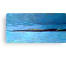 Ballycotton, Rain and Shine - Cork Canvas Print