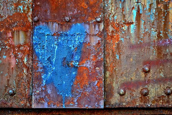 When Rust Loves You Back by Wendy Brusca