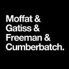 BBC Sherlock Boys by fangirlshirts