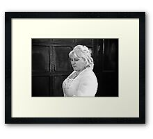 Tina and Andy 143 Framed Print