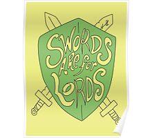 Swords Poster