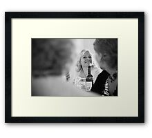 Tina and Andy 205 Framed Print