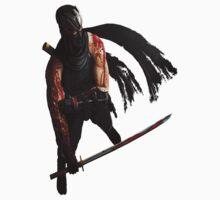 ninja gaiden 3 by halljl